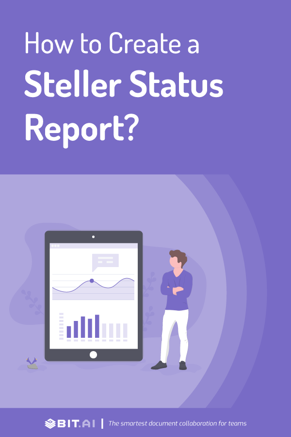 How to create an effective status report - pinterest