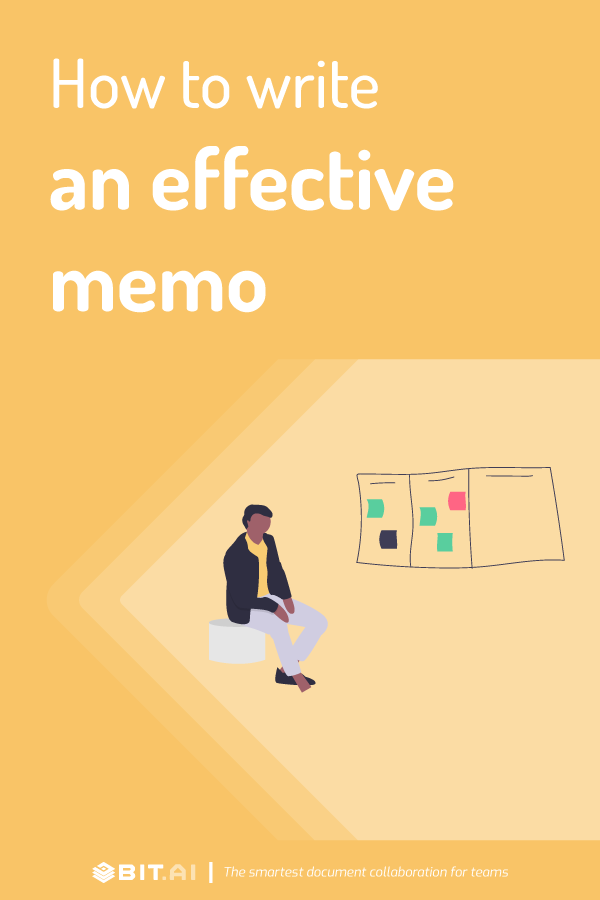 How to write an effective memo - pinterest