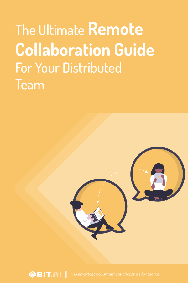 The ultimate remote collaboration guide for distributed team - Pinterest