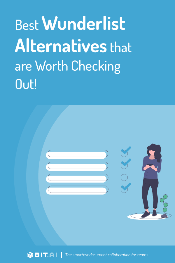 Wunderlist alternatives that are worth checking out! - pinterest