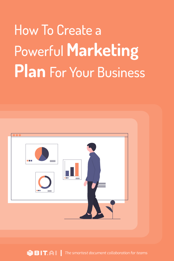 What is marketing plan and how to create one? - Pinterest