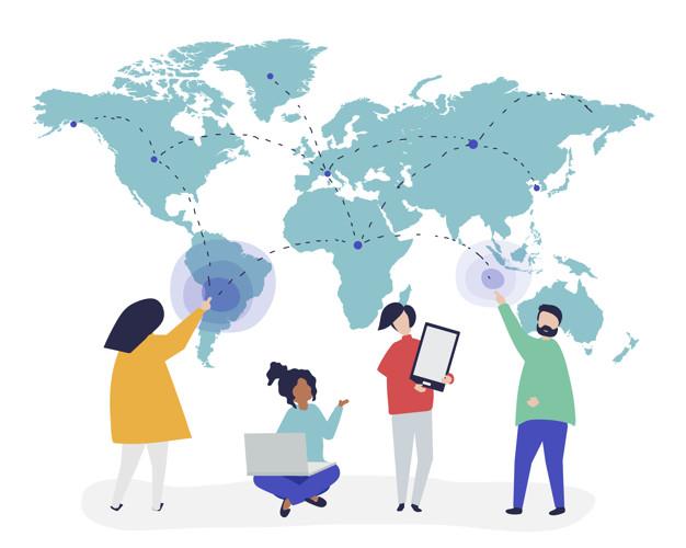 A global outreach plaform