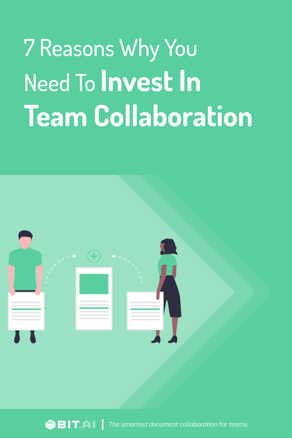 Team collaboration - pinterest