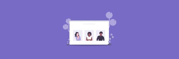 Benefits of virtual team - blog banner