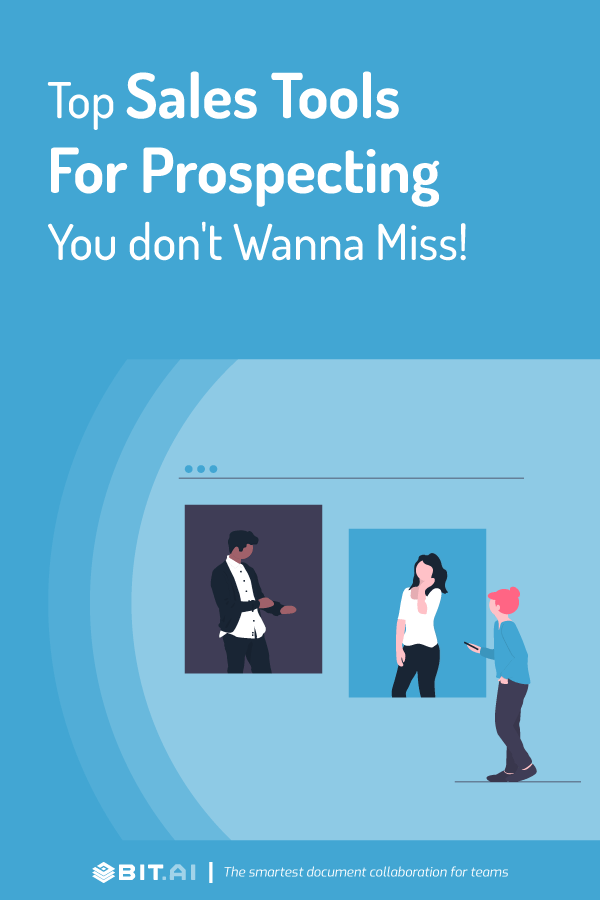Sales tools for prospecting - pinterest