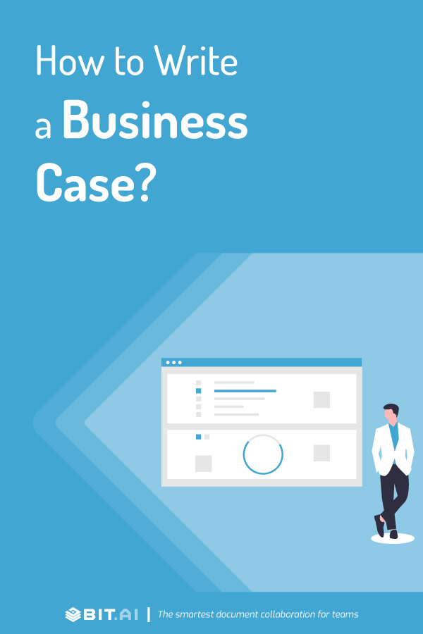 How to write a business case - pinterest