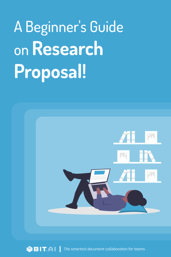 How to write a research proposal - pinterest