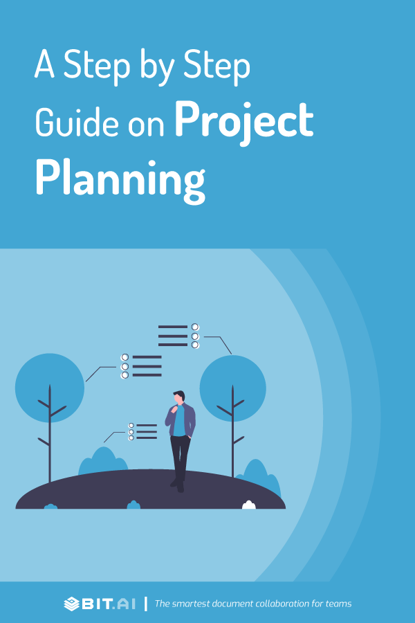Project planning guide - pinterest