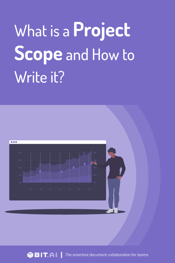 How to write a project scope - pinterest
