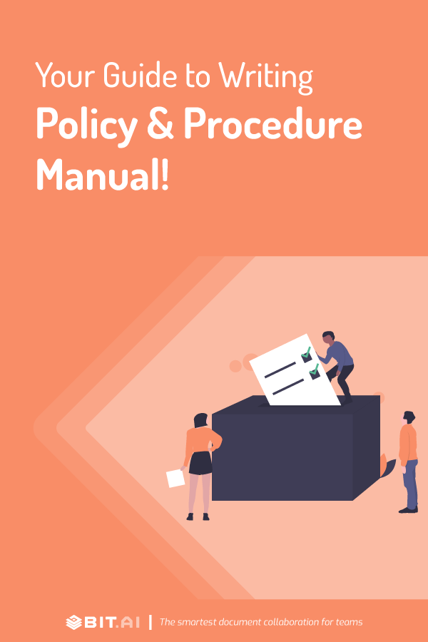 Wrtitng effective policy and procedure manual - pinterest