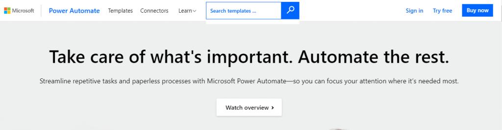 Microsoft fow: Basecamp alternative