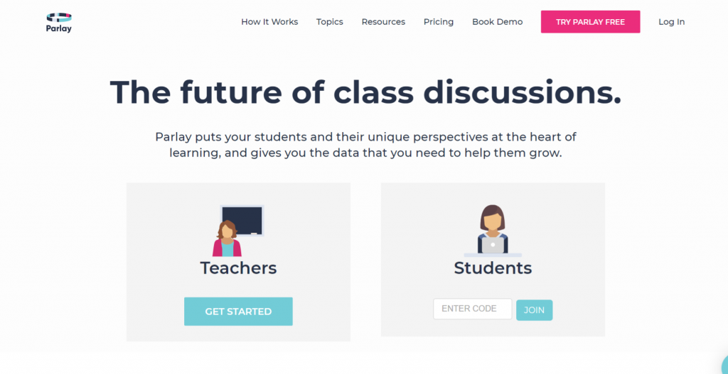 Parlay: Student collaboration tool