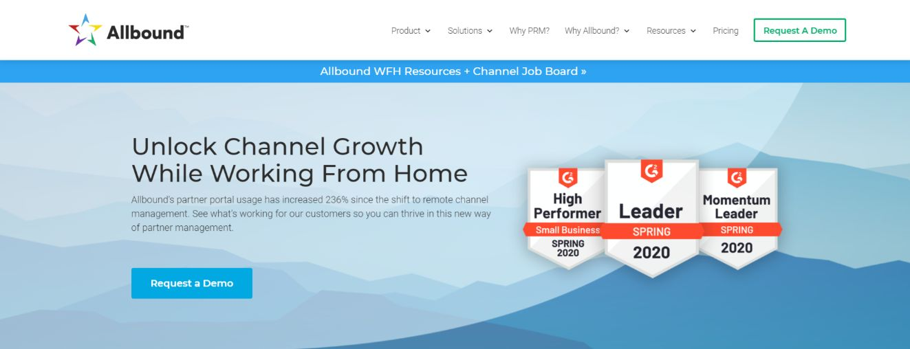 Allbound: Sales tool for prospecting