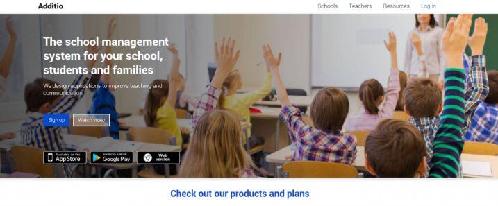 Additio: Homeschooling app and tool