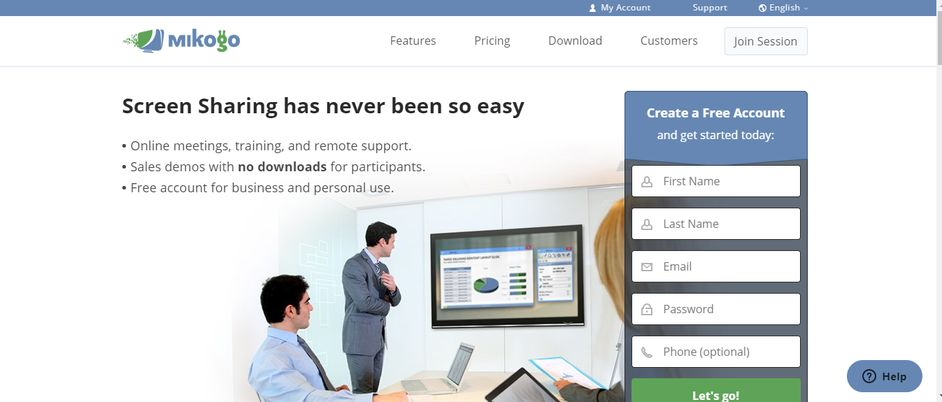 Mikogo: Zoom alternative and competitor