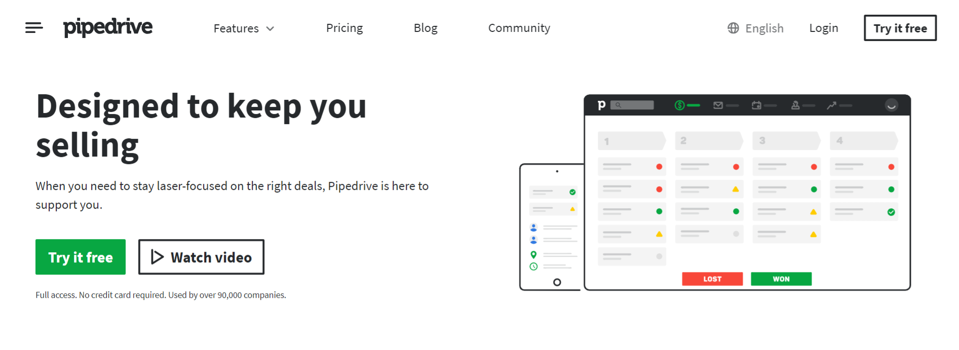 Pipedrive: Workflow app and tool