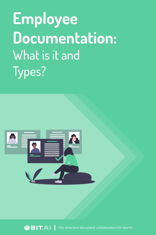 Employee documentation - pinterest