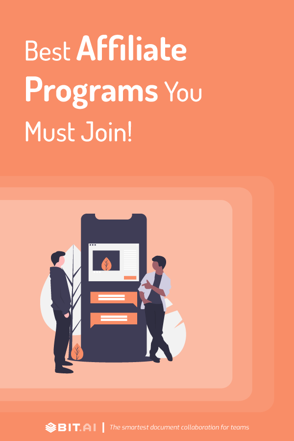 Affiliate programs - pinterest