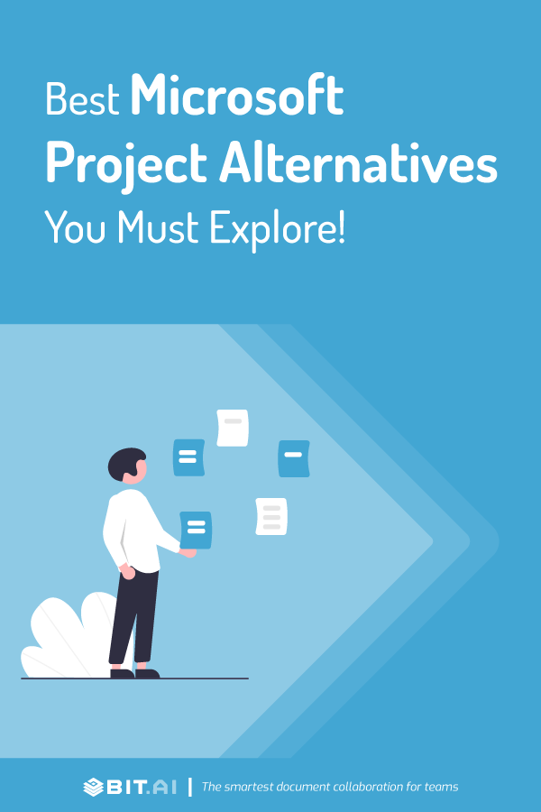 Microsoft Project Alternatives - pinterest
