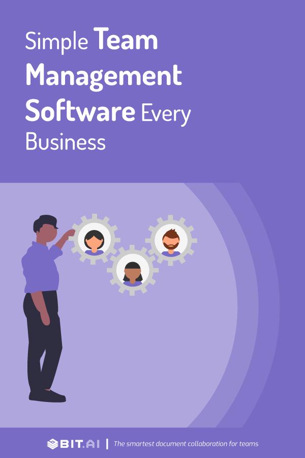 Team management software - Pinterest
