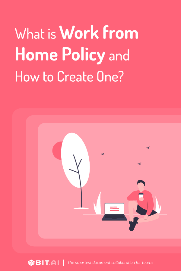 Work from home policy - pinterest