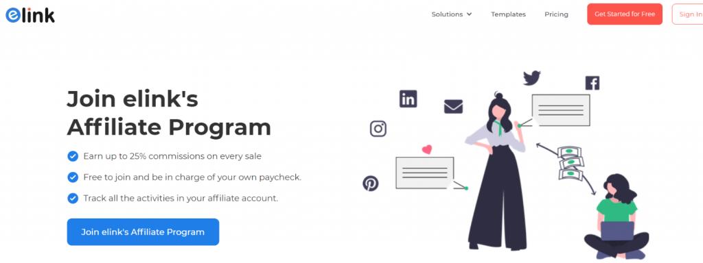 elink.io affiliate program