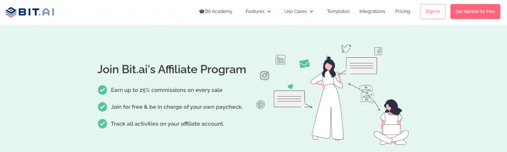Bit affiliate program