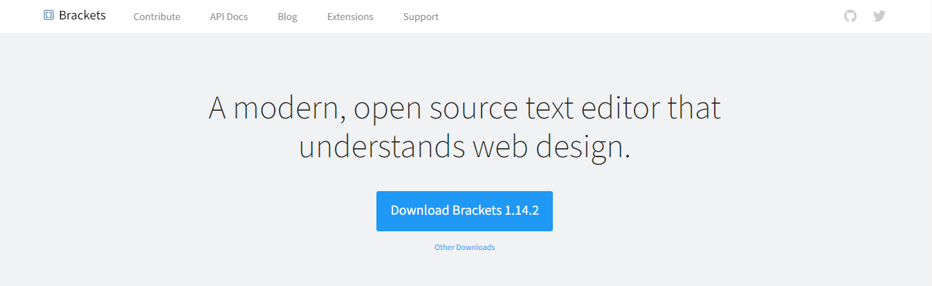 Brackets: Code editor for developers