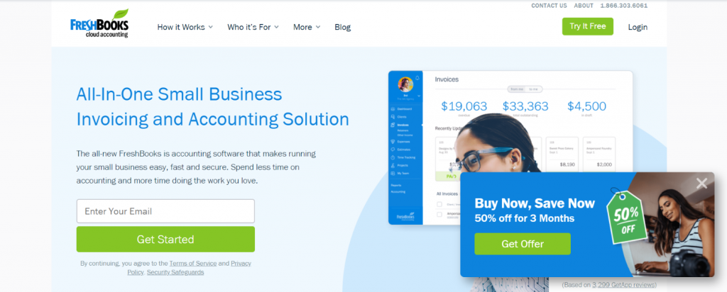 Freshbooks: Accounting Tool for Businesses