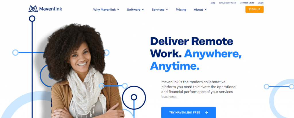 Mavenlink: Project Management Tool for Businesses