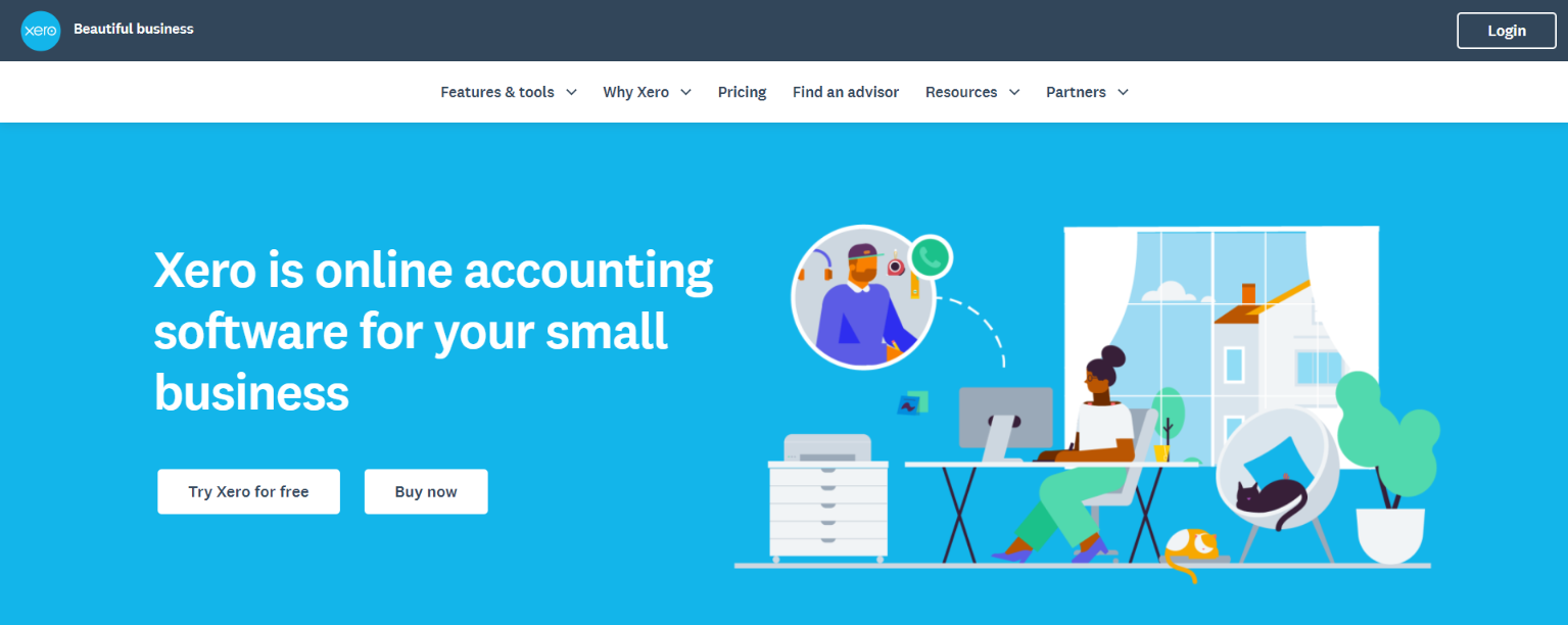 Xero: Accounting Tool for Businesses