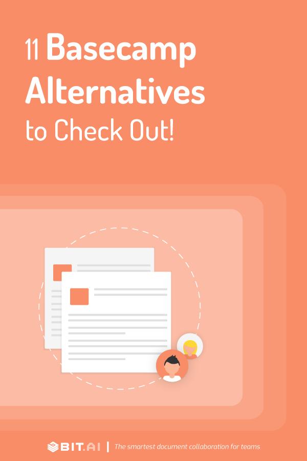 Basecamp alternatives - pinterest