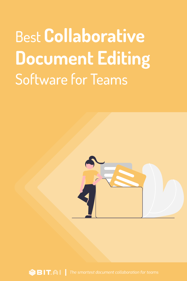 Collaborative document editing software - pinterest