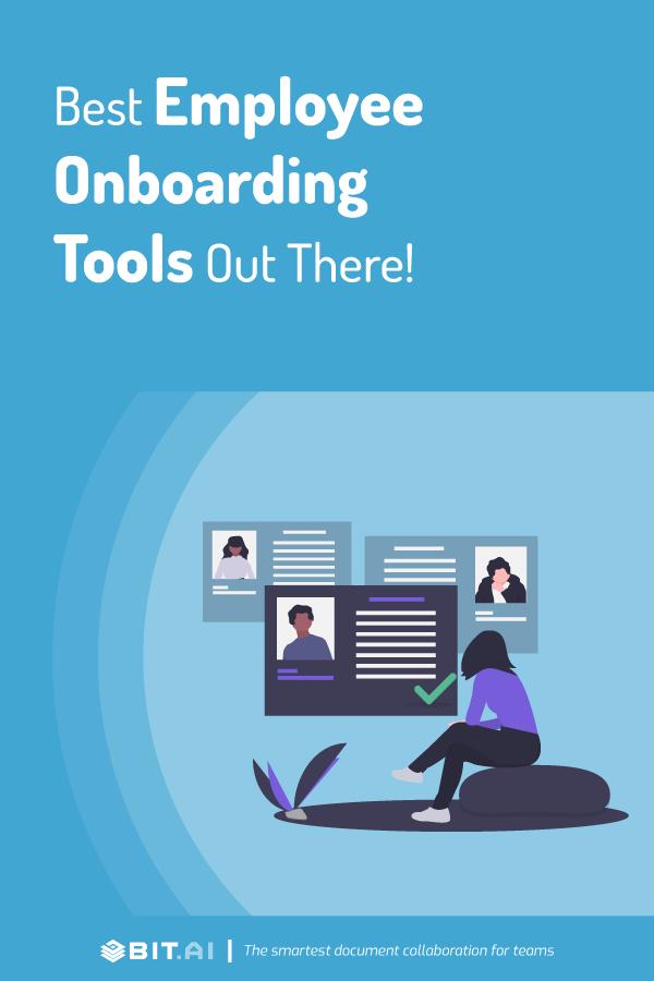 Employee onboarding tools - pinterest