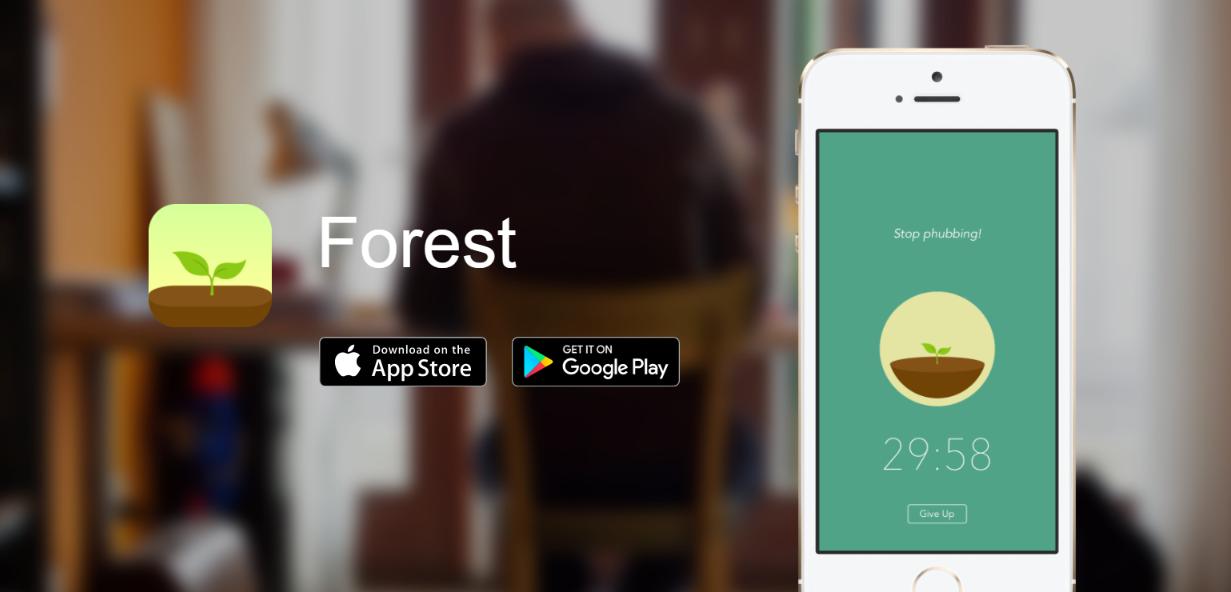 Forest: Focus app