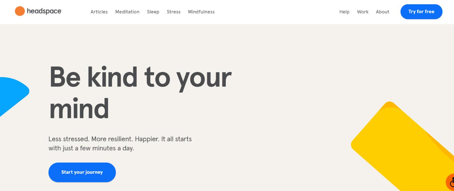 Headspace: Focus app