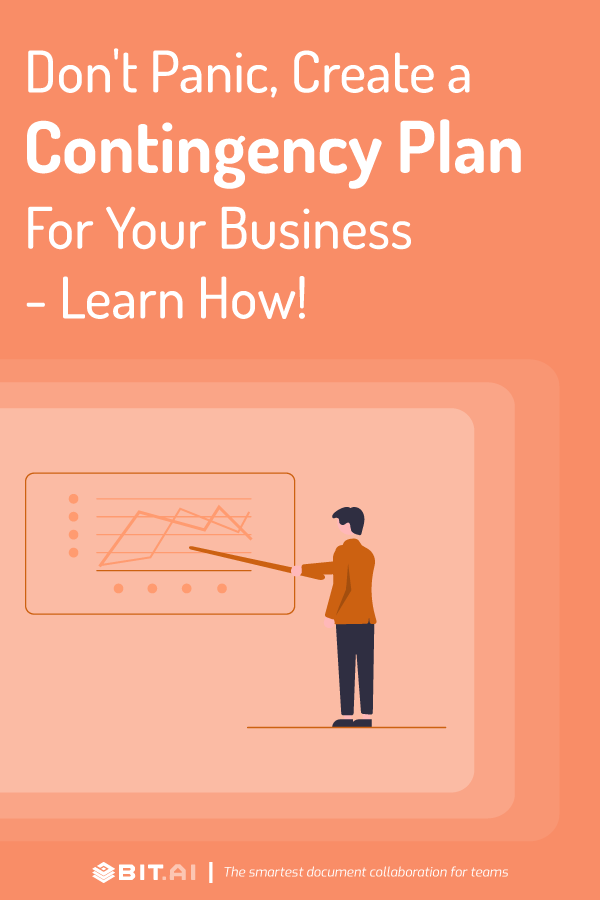 Contingency plan - pinterest