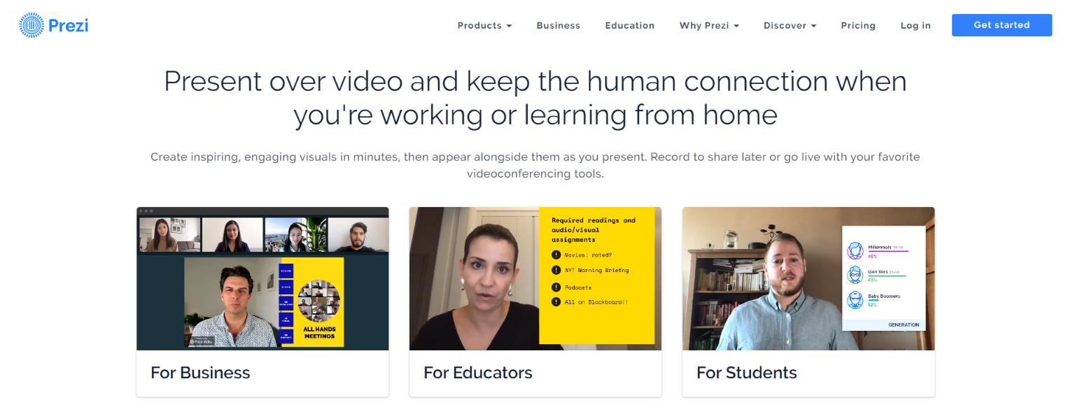 Prezi: Presentation tool