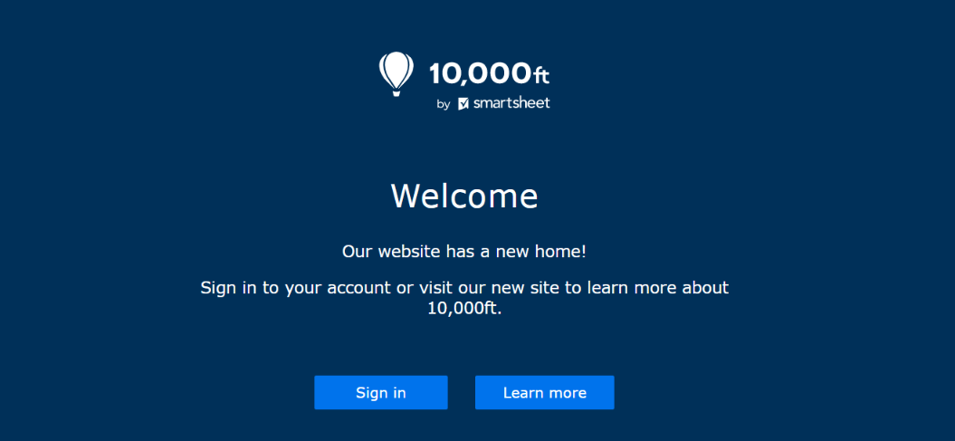 10,000 ft: Resource management tools and software