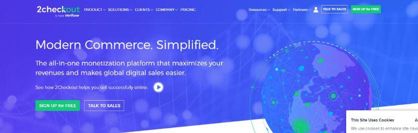 2Checkout: Online Subscription Billing Software Platform