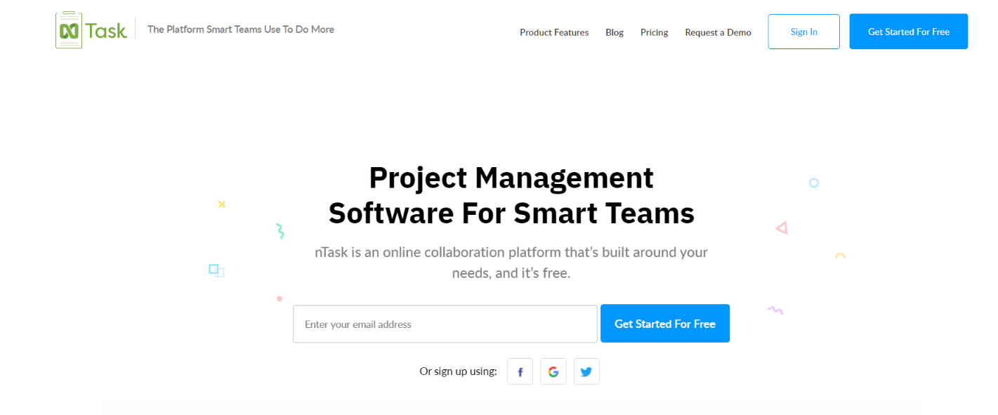 nTask: Airtable alternative and competitor