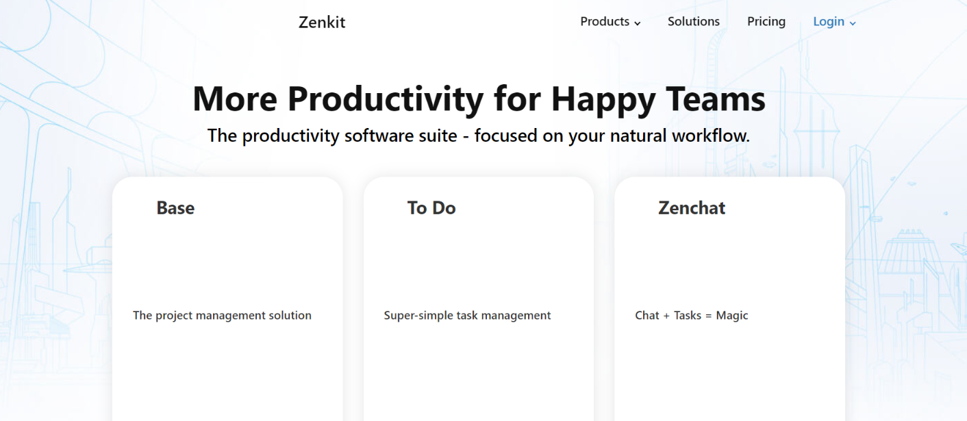 Zenkit: Airtable alternative and competitor