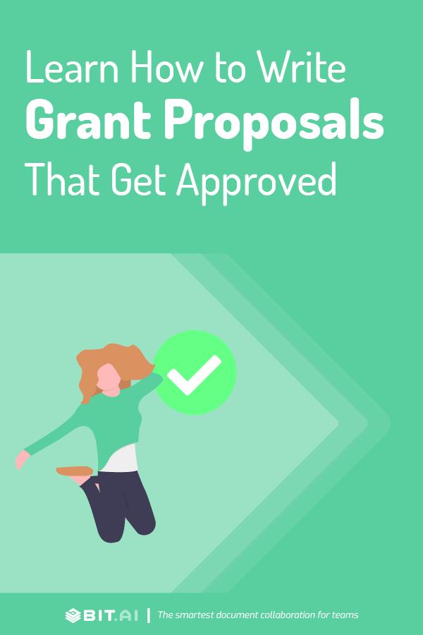 Grant proposal - pinterest