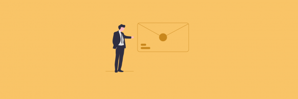 Business letters - blog banner