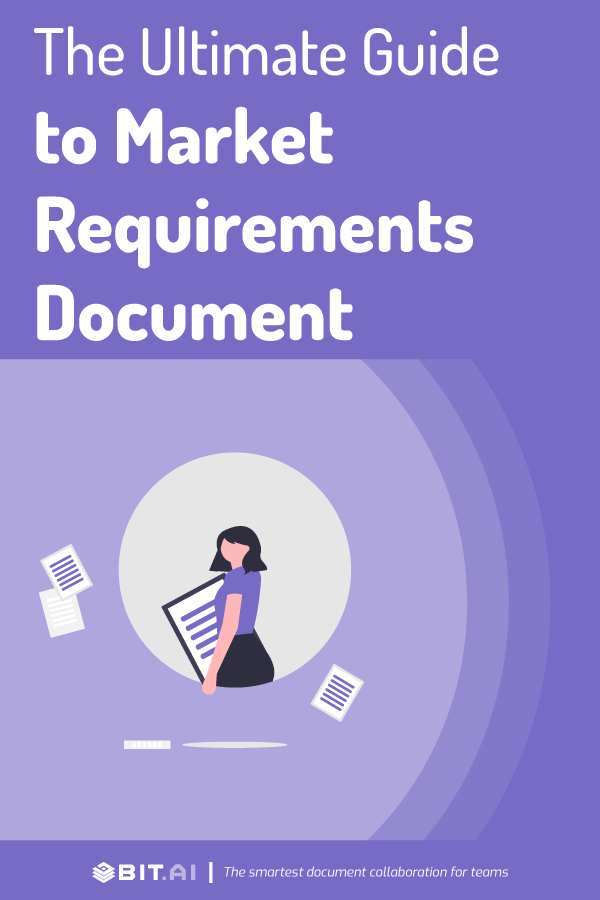 Market requirements document - Pinterest