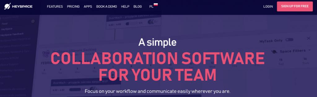 Heyspace: Virtual Workspace Tool