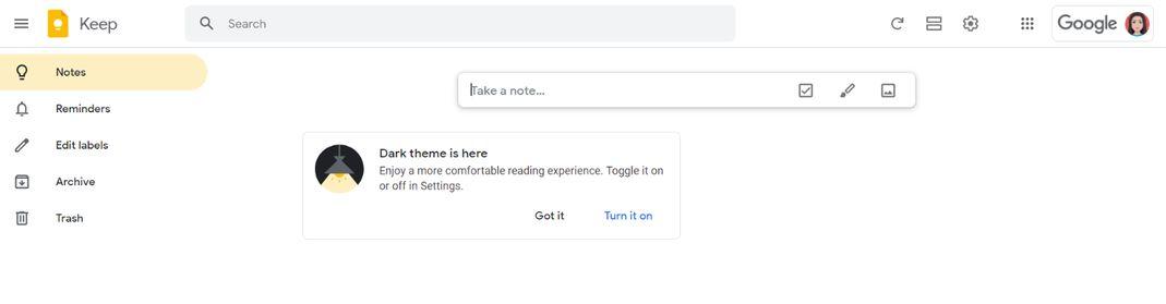 Google keep: Journal and Diary App
