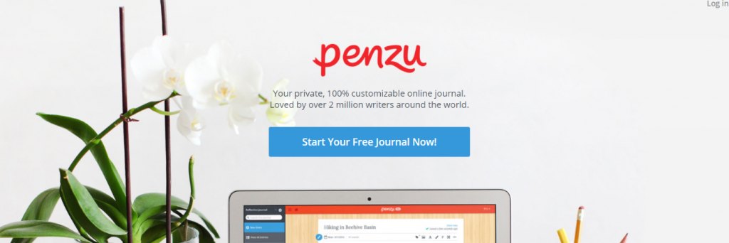Penzu: Journal and Diary App