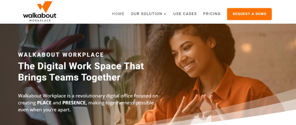 Walkabout Workspace: Virtual Workspace Tool