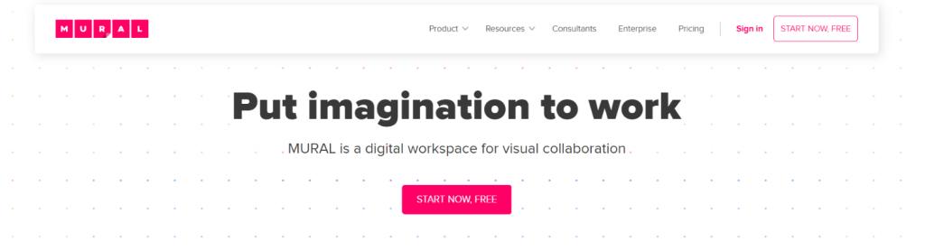 Mural: Virtual Workspace Tool